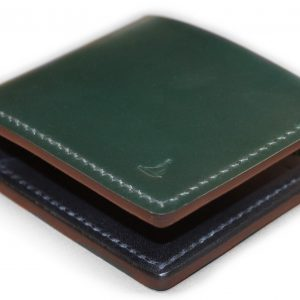Shell Cordovan Wallets