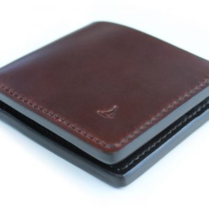 American-made leather wallets
